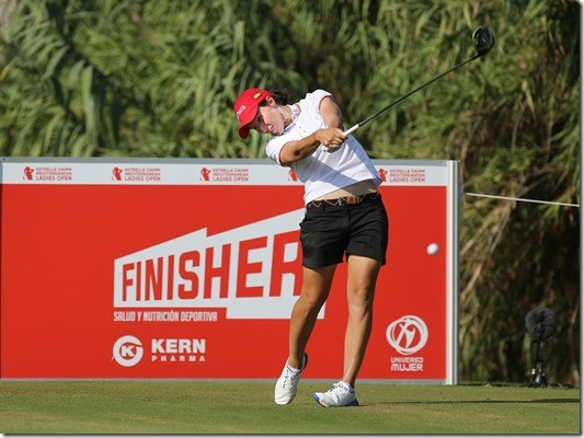 FINISHER APOYA EL DEPORTE DEL GOLF CON SU CO-PATROCINIO DEL ESTRELLA DAMM MEDITERRANEAN LADIES OPEN